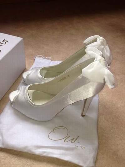 chaussure femme ivoire talon teindre chaussure ivoire en blanc chaussure ivoire taille 35. Black Bedroom Furniture Sets. Home Design Ideas