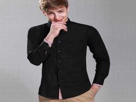 chemise homme esprit chemise col inverse pas cher chemise. Black Bedroom Furniture Sets. Home Design Ideas