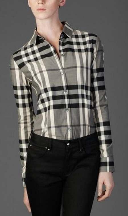 chemise carreaux homme manche courte