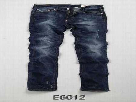 Beau jeans homme pas cher