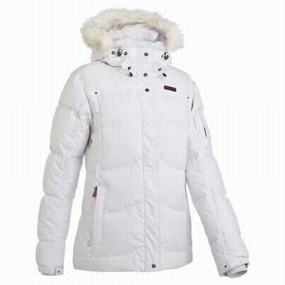 Veste ski femme taille xxl